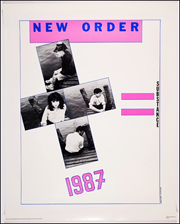 New Order : Substance 1987