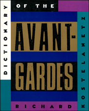 Dictionary of Avant Gardes