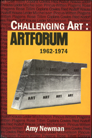 Challenging Art : Artforum 1962 - 1974