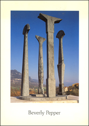 Beverly Pepper : Urban Altars and Ritual Sculpture