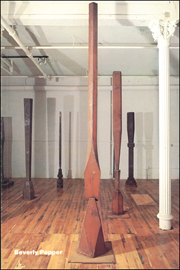 Beverly Pepper : New Work 1981 - 1982
