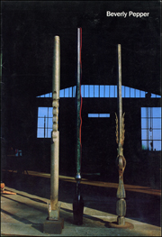 Beverly Pepper : New Sculpture