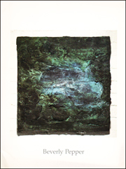Beverly Pepper : Tell Wall Reliefs Sentinels and Columns