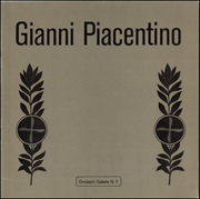 Gianni Piacentino : Sculptures and Paintings
