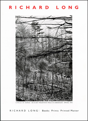 Richard Long : Books, Prints, Printed Matter