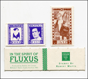 In the Spirit of Fluxus : Stamps by Robert Watts