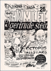Viking Dada Presents The Hamlet of Gertrude Stein