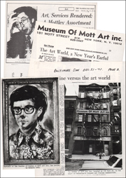 The Museum of Mott Art Inc. Press Kit