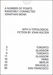 A Number of Points Randomly Connected With a Topological Fiction by John Holten