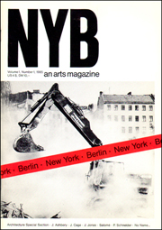 NYB : An Arts Magazine