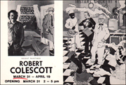 Robert Colescott : Recent Paintings