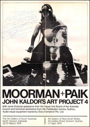 Moorman + Paik : John Kaldor's Art Project 4