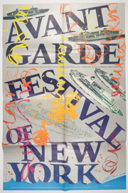 15th Annual Avant Garde Festival of New York