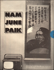 Nam June Paik : 15 Years of Association in Video