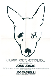 Organic Honey's Vertical Roll (Continued) : A Video Performance by Joan Jonas