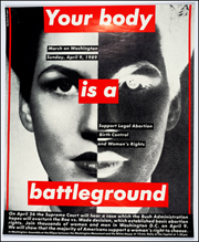 Your Body Is A Battleground : Support Legal Abortion Birth Control and Women's Rights