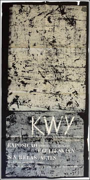 KWY [Exhibition Poster]