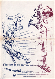A Concert of 20th Century American Music