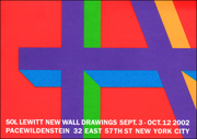 Sol LeWitt : New Wall Drawings