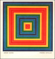 Frank Stella Christmas and New Years Card