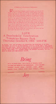 Love : A Psychedelic Celebration