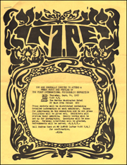 FIPE : The First International Psychedelic Exposition
