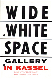 Wide White Space Gallery Antwerp in Kassel