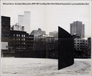 Richard Serra : St. Johns Rotary Arc, 1975 / 80