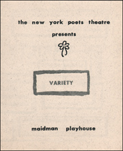 The New York Poet's Theatre Presents