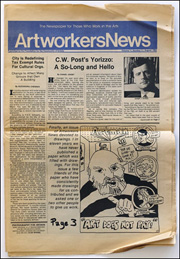 Artworkers News