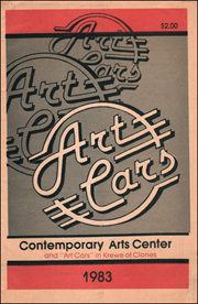 Art Cars : Contemporary Arts Center and