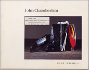 John Chamberlain : New Sculpture