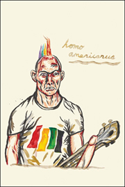 Raymond Pettibon : Homo Americanus, Collected Works