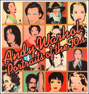 Andy Warhol : Portraits of the 70's