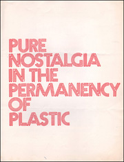 Pure Nostalgia in the Pharmacy of Plastic : Giorno Poetry Systems Records, Advertisement and Order Form
