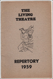 The Living Theatre : Repertory 1959