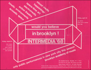 Intermedia '68 : A Festival for New York State