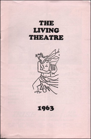 The Living Theatre : 1963