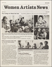 Women Artists Newsletter