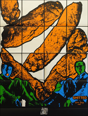¡Aqui! : Gilbert & George, Shitted