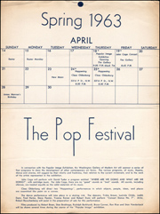Announcing The Pop Festival