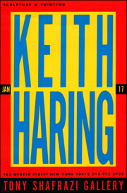 Keith Haring : Sculpture & Painting