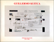 Guillermo Kuitca : Castle to Castle (from the Neufert Suite)