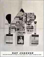 Ray Johnson / Willard Gallery
