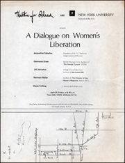 A Dialogue on Women's Liberation