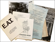 Set of Documentation of the Workings of Experiments in Art and Technology (E.A.T.) between 1966 and 1968