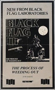 Black Flag / The Process of Weeding Out
