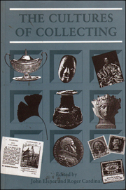 The Culture of Collecting