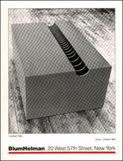 Donald Judd : Early Works
