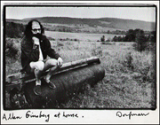 My Pictures of Allen Ginsberg and His Idea, My Series of Lovers